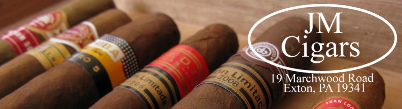 JM Cigars Logo